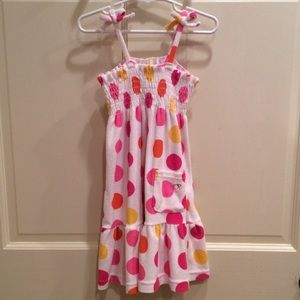 New Girls OP Swimsuit Coverup Size 5T